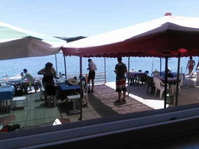 Meltem Restaurant Beach Clup