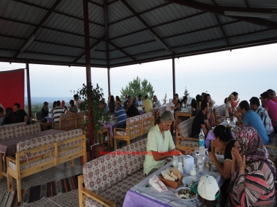 Botanik Kafeterya Görkemli Bir açılış yaptı