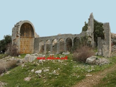 Çanlı Kilise